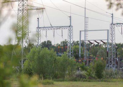 Pannova ipari park infrastruktúra