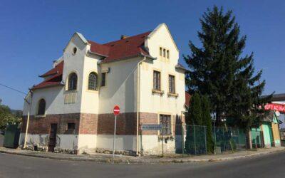 Pécs, Siklósi úti irodaház