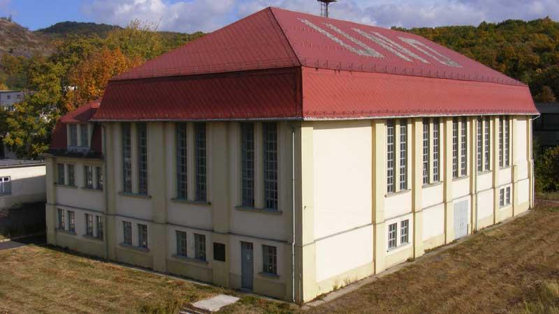 Pannova Pécs-Vasas ipari ingatlan
