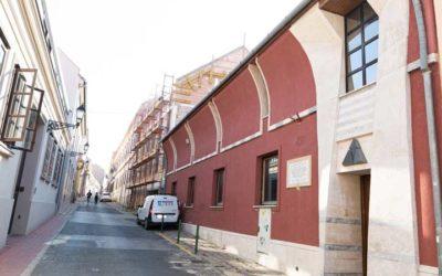 Pécs – Mátyás király utca irodaház
