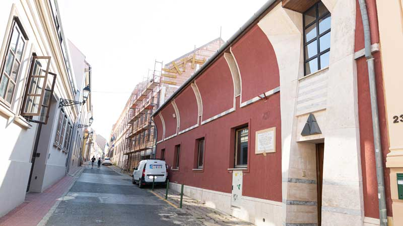 Pannovaip Mátyas király Pécs eladó ingatlan